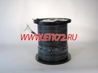 Саморегулируемый греющий кабель FROSTOP-BLACK-RANDOM