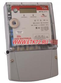 Счетчик электроэнергии NP73L.3-7-1
