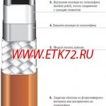 Саморегулирующийся кабель PSB 13 (07-5801-2136)