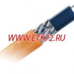 Греющий саморегулирующийся кабель HTSX 6-2-OJ