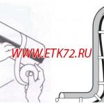 Саморегулирующий греющий кабель GWS 10-2 CR