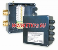 Коробка РТВ 1006-2М/1П