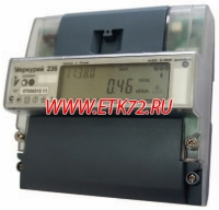 Меркурий 236 ART-02 PQRS