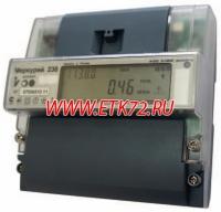 Меркурий 236 ART-03 PQRS