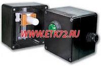 Коробка соединительная взрывозащищённая УСК 12.С (РТВ 402-ИС)