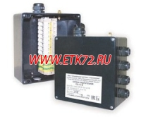 Коробка соединительная РТВ 1005-2П/2П