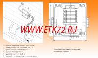 Коробка соединительная ВЭ 122 Д