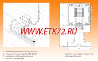 Коробка соединительная ВЭ 122 ДУ