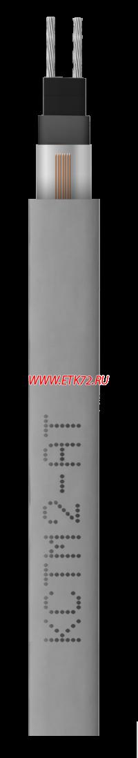 Кабель нагревательный саморегулирующийся 17КСТМ2-АТ на бухте L=100м