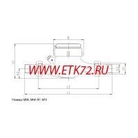 MTK N ДУ 50 Счетчик холодной воды Zenner