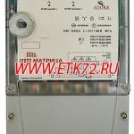 Счетчик электроэнергии NP73E.3-17-1
