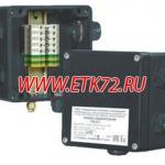 Коробка соединительная РТВ 602-2Б/2П