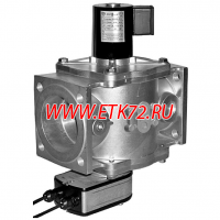 Клапаны с электромеханическим регулятором расхода